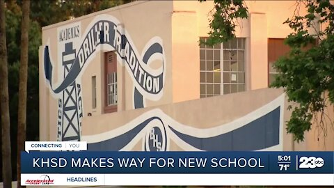 New high school could put some students in different schools