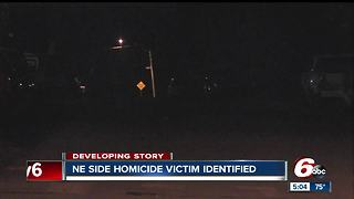 Coroner identifies man's body found on Indy's North Side - Video