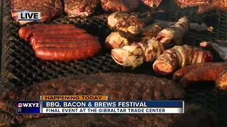 Last Ever BBQ, Bacon & Brews - Video