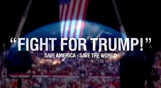 New Fight for Trump - Save America - Save the World Video