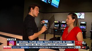 Several Super Bowl watch parties are happening around Kern County