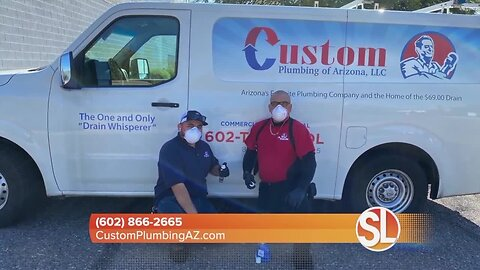 Custom Plumbing of Arizona: Protecting your plumbing and your family during COVID-19 crisis