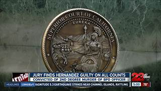 Julian Hernandez found guilty on all counts - Video