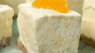 Orange Creamsicle Bars - Video