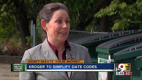 Don't Waste Your Money: Kroger to simplify date codes
