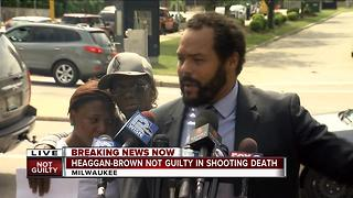 Sylville Smith Family Lawyer Annouces Filing of Civil Suit - Video