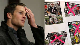 The Sports Illustrated Curse Is Coming for Tom Brady! - Video