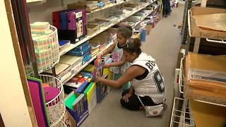 Back-to-School shopping tips - Video