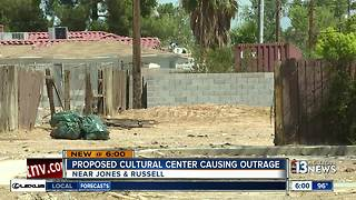 Plan for Muslim community center outrages neighbors - Video