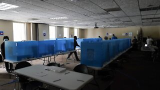 Power Outages From Hurricane Zeta Complicate Early Voting