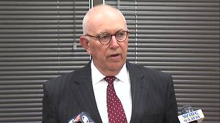 RAW VIDEO: Marion County Prosecutor will seek the death penalty against Jason Brown, man accused of killing Southport Lt. Aaron Allan - Video