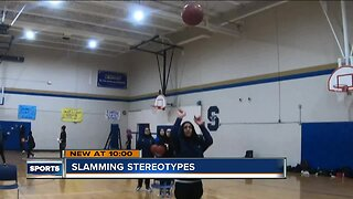 Milwaukee-area girls basketball team works to shatter stereotypes