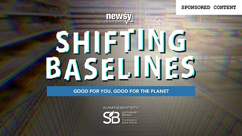 Shifting Baselines: Good For You, Good For The Planet
