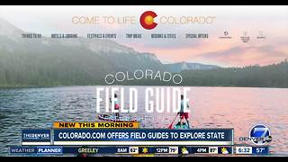 Colorado.com offers field guides - Video