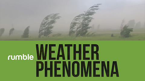 Experience the wonder of Mother Nature in this weather phenomena compilation