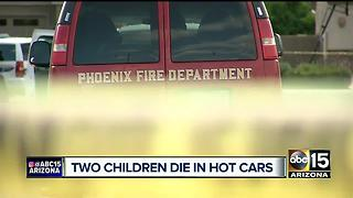 One year old killed, left in hot car in Mesa for several hours - Video