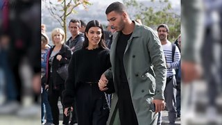 Younes Bendjima Teases Relationship Status with Kourtney Kardashian on Instagram Story