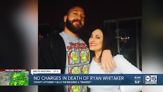 MCAO: Phoenix officer will not be charged in shooting death of Ryan Whitaker