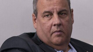 A Sheepish Chris Christie Says COVID-19 Had Him Spend A Week In ICU