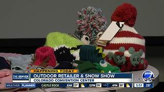 Outdoor Retailer and Snow Show: Kids snow gear - Video