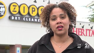 Zips Dry Cleaners in Bel-Air offering 24 hours drop off service for customers
