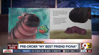 WCPO to publish illustrated book about Cincinnati Zoo hippo Fiona - Video