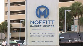 COVID-19 tests making Moffitt Cancer Center safer