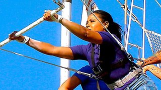 Give Trapeze School a Try: 3 High-Flying Tips - Video