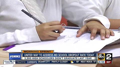 New initiative aims to improve Baltimore City Schools dropout rate
