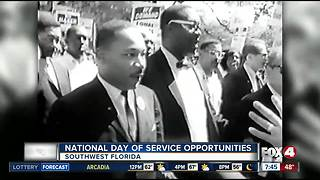 Celebrate National Day of Service