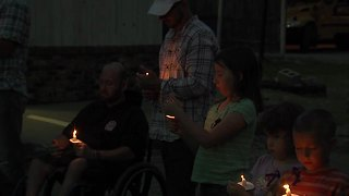 Overdose awareness rally brings Galveston community together - Video