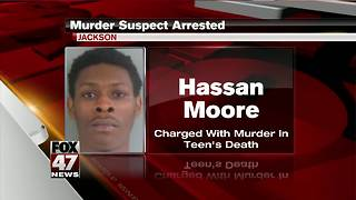 Arrest made in murder of Jackson teenager - Video