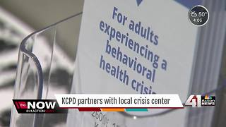 KCPD aims to improve response to mental health issues - Video