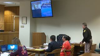 Appleton man accused of threatening to re-create a deadly shooting sentenced - Video