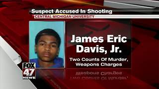 CMU shooting suspect charged with murder - Video
