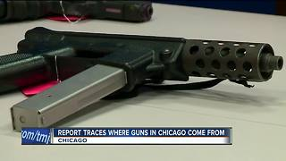 Study shows Chicago gun problem involves Wisconsin - Video