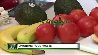 Don't Waste Your Money: Avoiding food waste