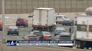 MATC summit addresses America's shortage of truck drivers - Video