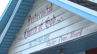 Fort Pierce police warning church goers to be watchful following rash of church burglaries - Video