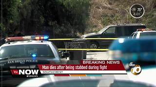 Man dies after being stabbed during fight in Southcrest - Video