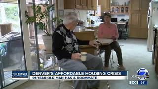 Denver's affordable housing crisis - Video