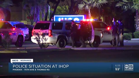 IHOP PD Situation