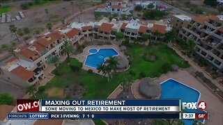"Some Americans moving to Mexico to ""max out"" retirement"