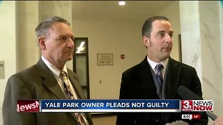 Yale Park Landlord Pleads Not Guilty