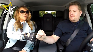 James Corden Talks About How Mariah Carey Was His Most Infamous Carpool Karaoke Guest - Video