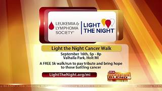 Light the Night Cancer Walk- 9/5/17 - Video