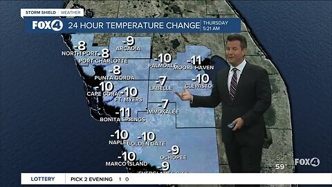 Chilly Change Arrives