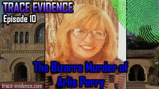 010 - The Bizarre Murder of Arlis Perry