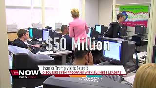 Business leaders pledge $3 million for STEM - Video
