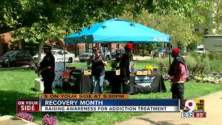 Five-city recovery tour makes a stop in Cincinnati